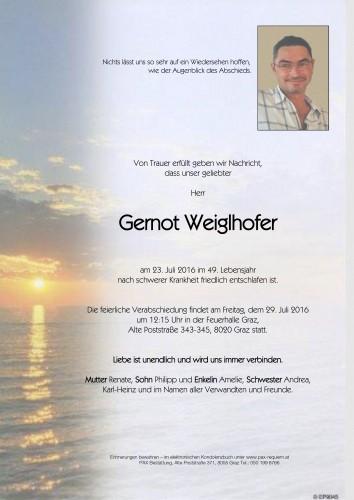 Gernot Weiglhofer
