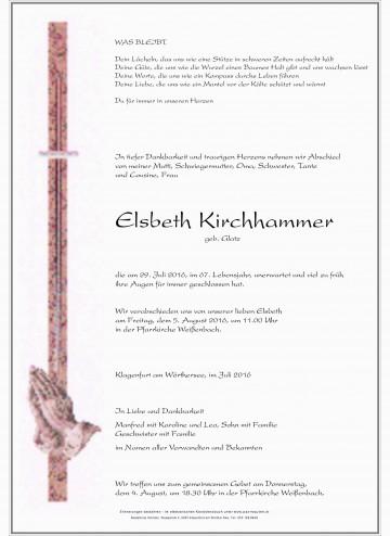 Esbeth Kirchhammer