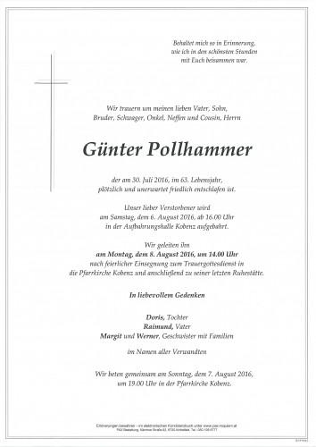 Günter Pollhammer