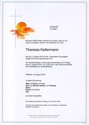 Theresia Kellermann