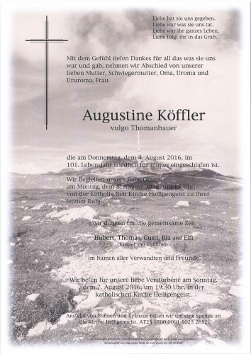 Augustine Köffler