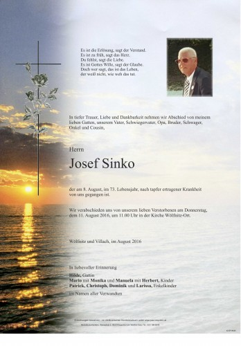 Josef Sinko