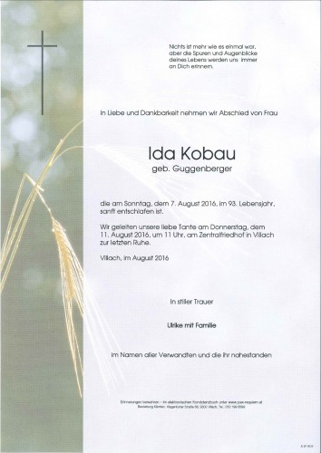 Ida Kobau