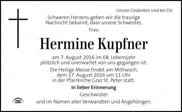 Hermine Kupfner