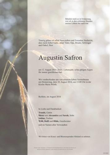 Augustin Safron