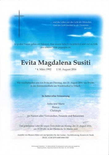 Evita Susiti
