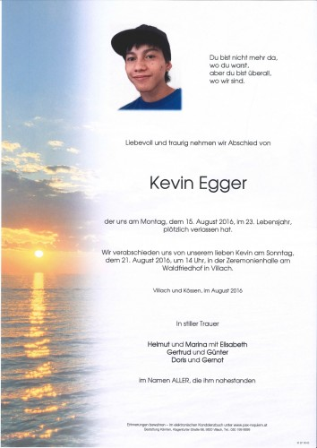 Kevin Egger