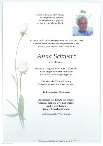 Anna Schwarz