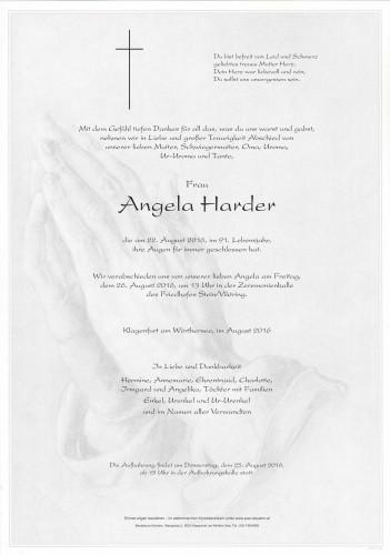 Angela Harder