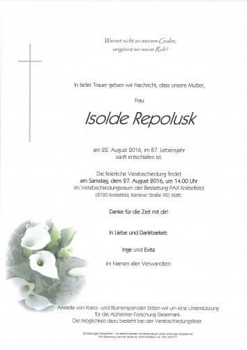 Isolde Repolusk