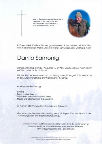 Danilo Samonig