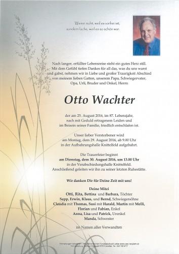 Otto Wachter
