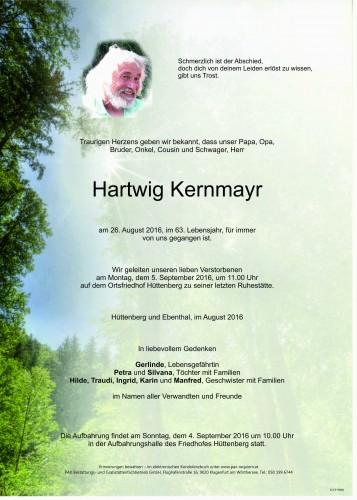 Hartwig Kernmayr