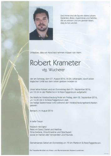 Robert Krameter