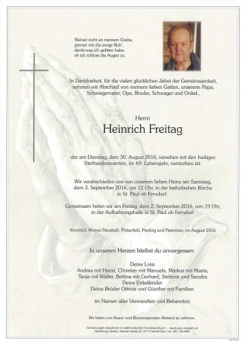 Heinrich Freitag