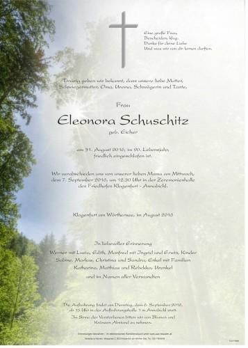 Eleonora Schuschitz