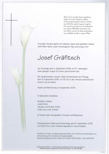 Josef Gräfitsch