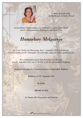 Hannelore Melgarejo