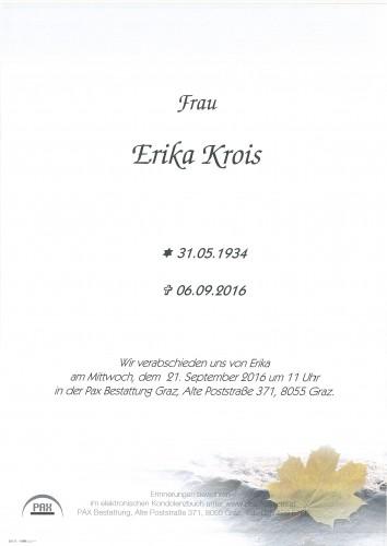 Erika Krois