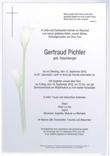Gertraud Pichler