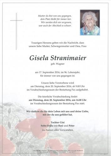 Gisela Stranimaier