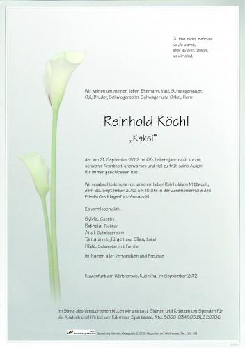 Reinhold Köchl