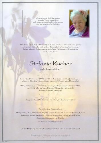 Stefanie Kucher