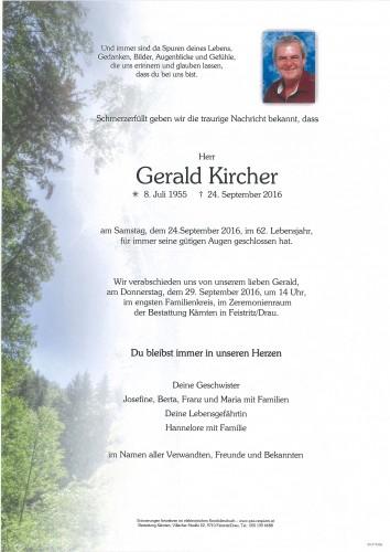 Gerald Kircher