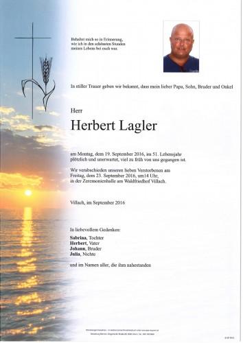 Herbert Lagler