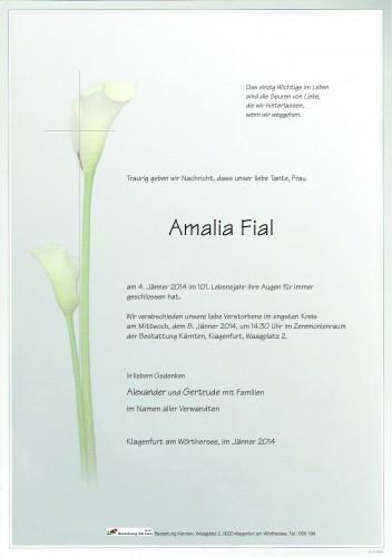 Amalia Fial