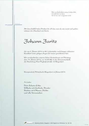 Johann Jaritz