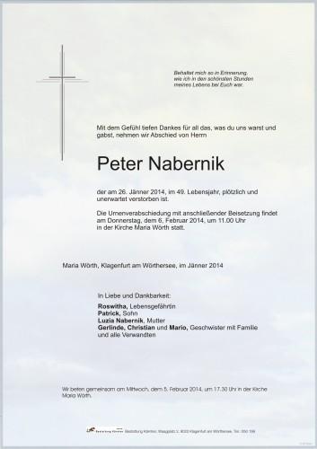 Peter Nabernik