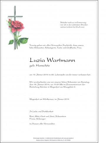 Luzia Wartmann