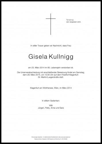 Gisela Kullnigg