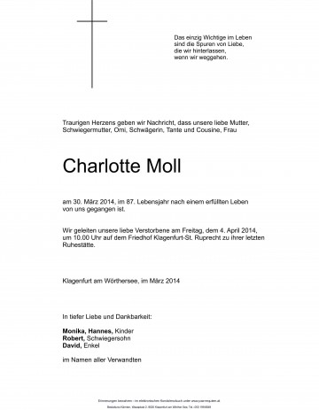 Charlotte Moll