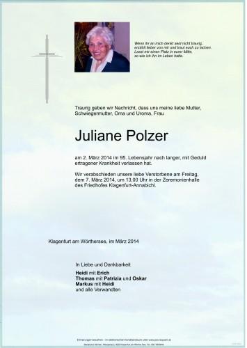 Juliane Polzer
