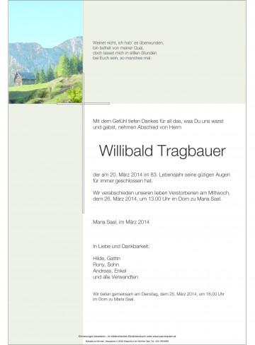 Willibald Tragbauer
