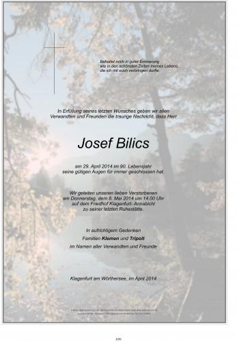 Josef Bilics