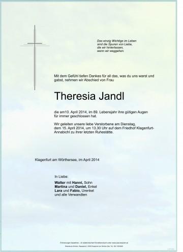 Theresia Jandl