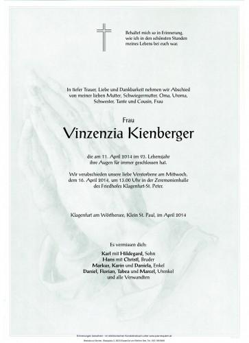 Vinzenzia Kienberger