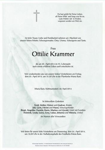 Ottilie Krammer