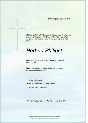 Herbert Philipot