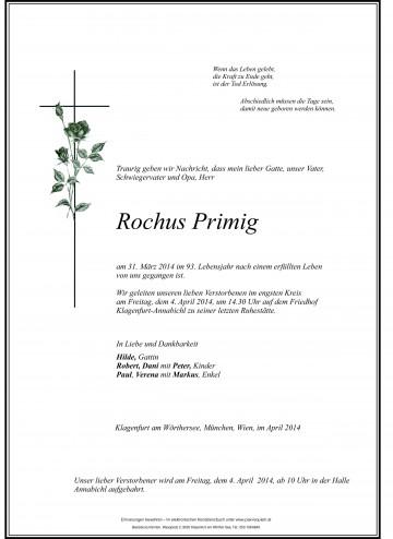 Rochus Primig