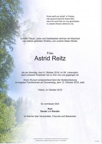 Astrid Reitz