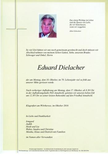 Eduard Dielacher