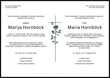 Maria Hornböck