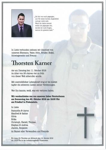 Thorsten Karner