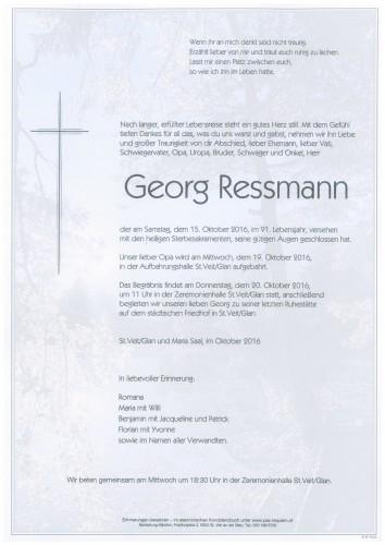 Georg Ressmann