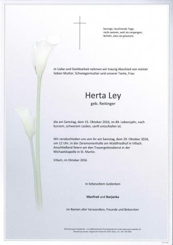 Herta Ley