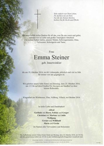 Emma Steiner